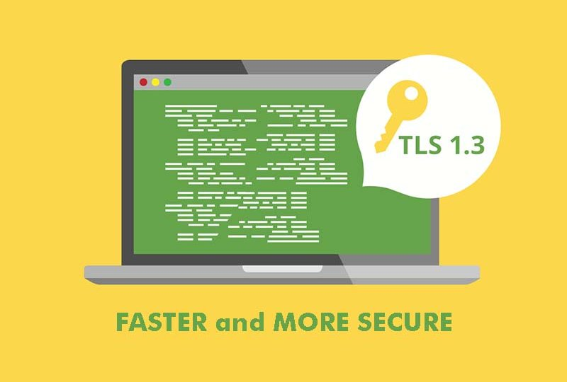 tls1.3 FASTER AND MORE SECURE